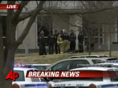Raw Video: Three Killed in University Shooting