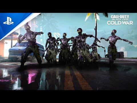 صورة طور Zombies Onslaught بلعبة Call of Duty: Black Ops Cold War حصري مؤقتًا للبلايستيشن