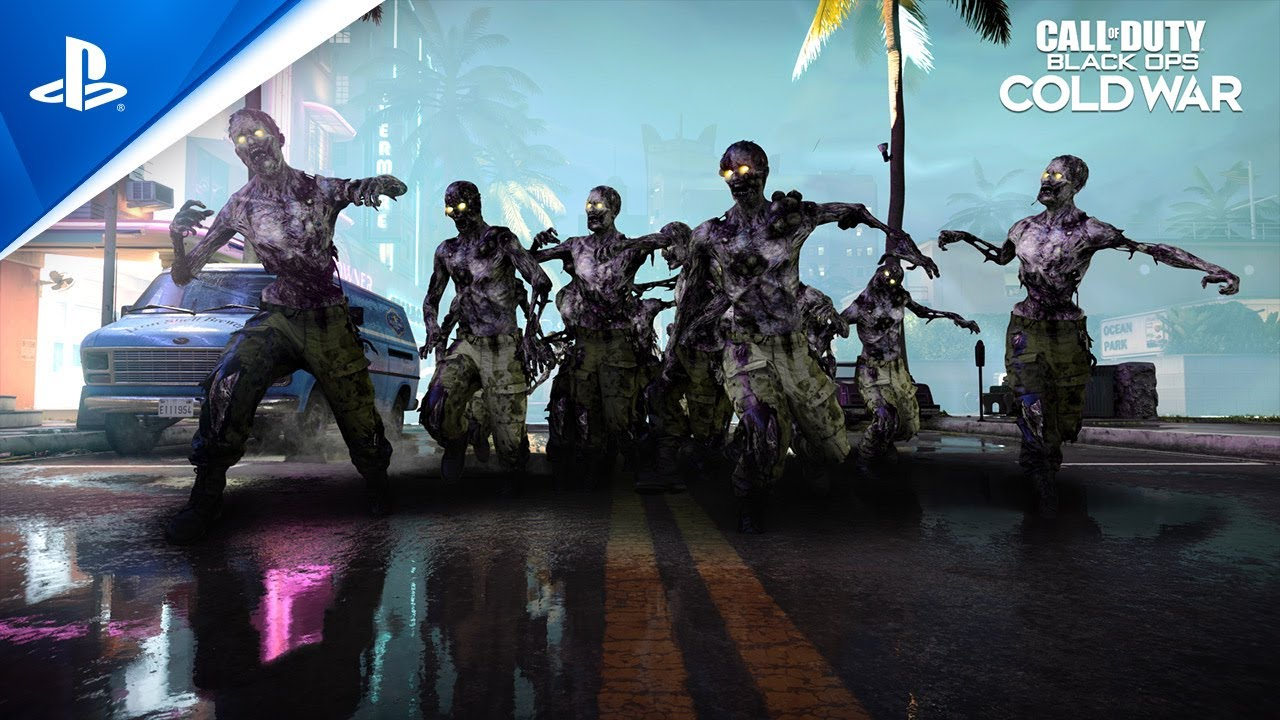Black Ops Cold War S Zombies Onslaught Mode Plus More Playstation Advantages Playstation Blog