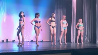 Miss Barstow Pageant 2017 (Swimsuit Competition)
