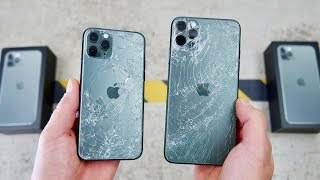 Apple iPhone 11 Pro DROP Test Worlds Toughest Glass!