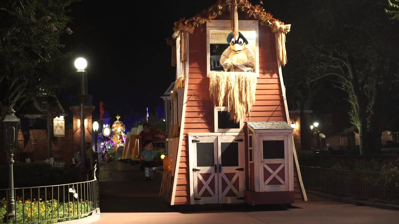 mickey's boo-to-you halloween parade videos