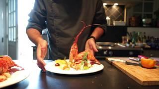 Le homard du chef