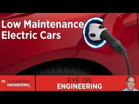 SAE Eye on Engineering: Low Maintenance Electric Cars