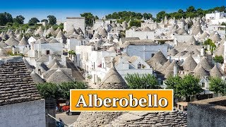 Alberobello trulli houses in Puglia, Italy: my holidays review, restaurants, things to do