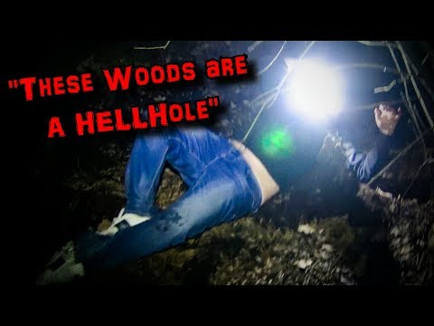 Ghost Hunting Gone Very Wrong