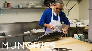 On the Art and Practice of Sushi: The Sushi Chef with Masaharu Morimoto