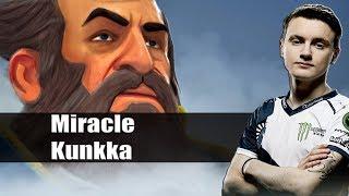Dota 2 Stream: Liquid Miracle playing Kunkka