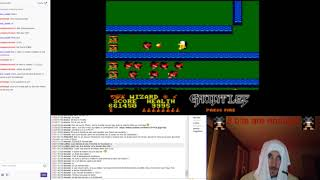 2019-03-17 Gauntlet Amstrad CPC Full Playthrough Part 14