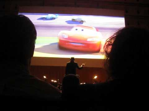 Pixar In Concert Cars