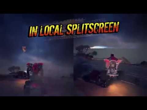 Видео № 1 из игры ATV Drift & Tricks [PS4/PSVR]