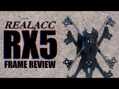 Realacc RX5 (Moka Jadina Clone) Frame Review from Banggood