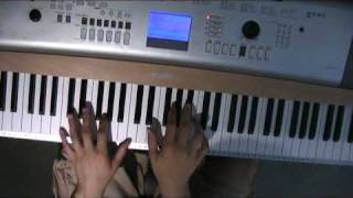 Grapevine Fires by Death Cab for Cutie on Piano