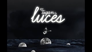 QUE NOS SIGAN LAS LUCES   ALFRED GARCÍA | LYRIC VIDEO