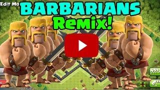 Barbarian March Remix | Clash Music | 300 Subscribers Special