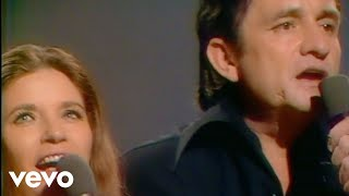 Johnny Cash & June Carter Cash – If I Were A Carpenter (Man in Black: Live in Denmark)