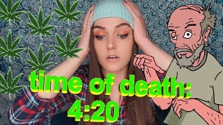 ALMOST KIDNAPPED ON 420 AT HIPPIE HILL | STORYTIME