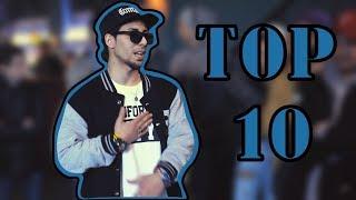 TOP 10 - PVP Battle Moments (Season 1)