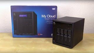 WD My Cloud EX4100 24TB NAS ausführlicher Testbericht