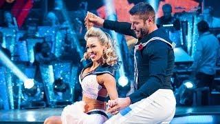 Ben Cohen & Kristina Jive to 'Jump, Jive an' Wail' - Strictly Come Dancing: 2013 - BBC One