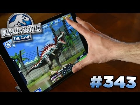 MY PARK WAS STOLEN...! || Jurassic World - The Game - Ep343 HD