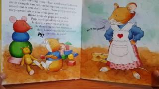 Tip De Muis wil niet eten