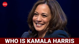 Who is USA Vice President candidate Kamala Harris?  IMAGES, GIF, ANIMATED GIF, WALLPAPER, STICKER FOR WHATSAPP & FACEBOOK