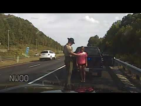 Authorities Claim this Video Clears Trooper of Sexual Misconduct During a Traffic Stop. But Does It?