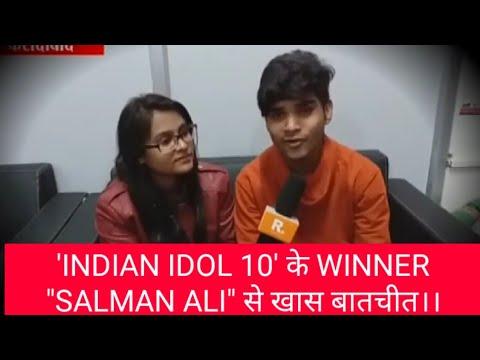 Exclusive with Salman Ali - Indian Idol 10 Winner | MYPLAYVIDEOS