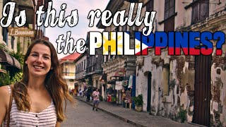 Shocked By VIGAN (UNESCO Spanish Colonial City In The Heart Of Asia) | Philippines Travel