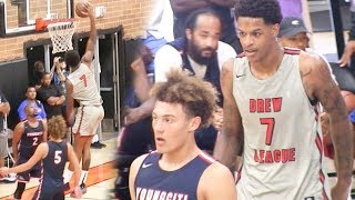 Shareef O'Neal STARTS DUNKING & Brandon Jennings HEATS UP AND GOES OFF Dropss 44 Points
