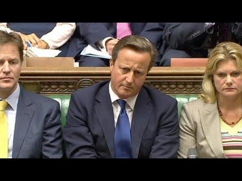 Βρετανία: 'Οχι λίτρα στους απαγωγείς του Βρετανού η απόφαση του Κάμερον