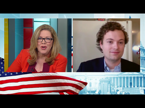 CBC News Network's Carole MacNeil Interviews Young Delegate Supporting Bernie Sanders Mp3