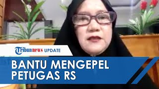Betah di Kamar Isolasi, Pasien Positif Covid-19 di Kalimantan Bantu Petugas Mengepel Lantai
