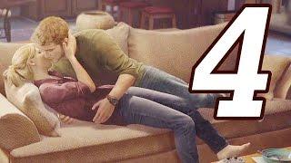 Uncharted 4: A Thiefs End Gameplay Walkthrough Part 4 - WHOA! SHOCKING ENDING!