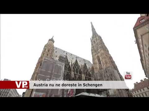 Austria nu ne dorește în Schengen