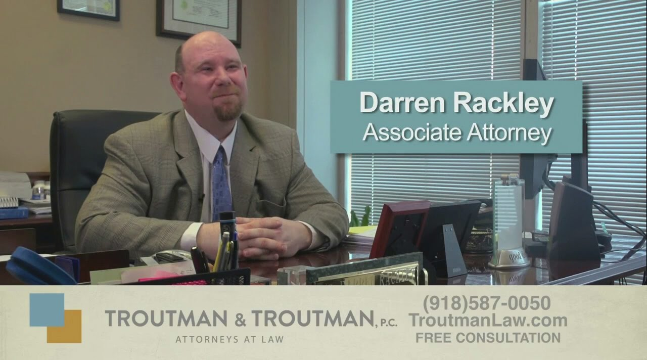 Meet Tulsa Social Security Disability Attorney Darren Rackley