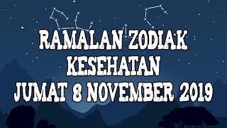 Ramalan Zodiak Kesehatan Jumat 8 November 2019