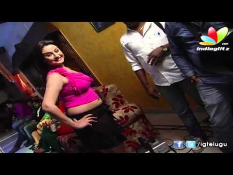 Sonia Agarwal Hot Dance in Telugu Movie Amma Nanna Oorelithe Item Song Uncensored