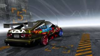 Need For Speed Pro Street My Cars part 1
