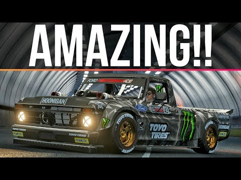 Forza Horizon 4 - THIS CAR IS AMAZING!!!