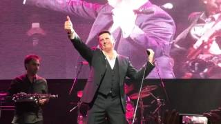 Tony Hadley of Spandau Ballet - True 2017