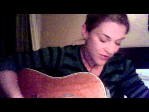 The Girl - Ana Gilmour sings Justin Ancheta