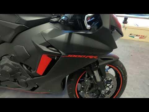 2018 Honda CBR1000RR in West Allis, Wisconsin - Video 1