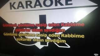 Iyi Ki Hayatimdasin Karaoke