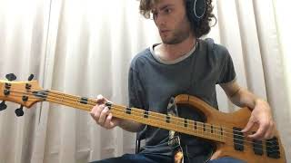 Tom Petty and the Heartbreakers Surrender -Bass Cover