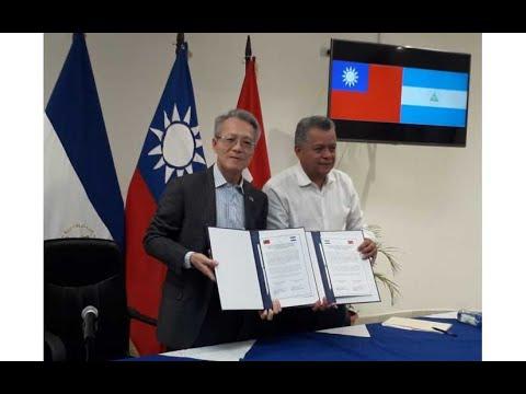 Taiwán entrega a Nicaragua primer desembolso para el programa de mejoramiento genético bovino