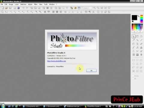 X TÉLÉCHARGER 10.7.3 GRATUIT PHOTOFILTRE STUDIO
