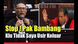 Pak Bambang Stop, Kalau Tidak Saya Suruh Keluar, Ini Kata Netizen