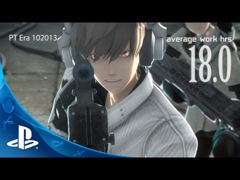 Видео № 0 из игры Freedom Wars (Б/У) [PS Vita]
